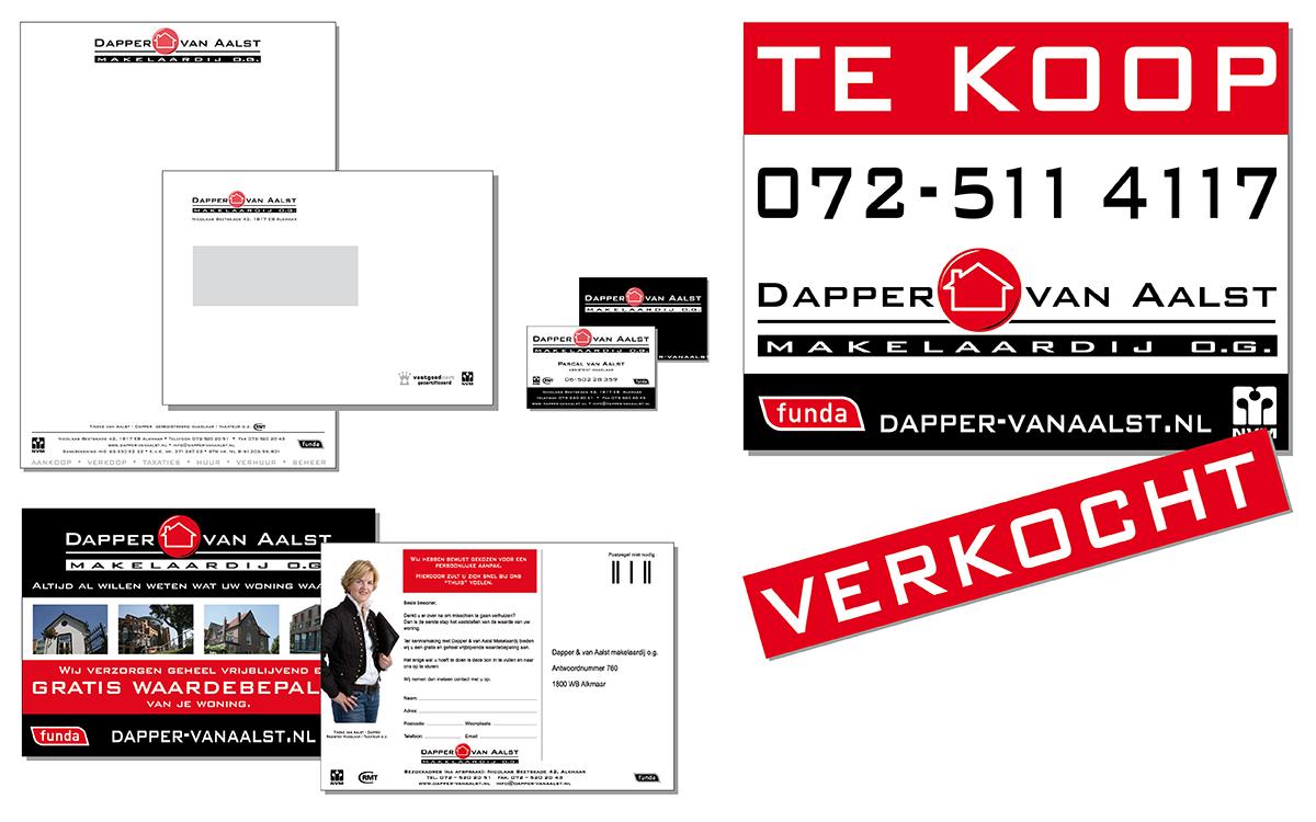 Huisstijl en logo ontwerpen Alkmaar | Heerhugowaard | Bergen
